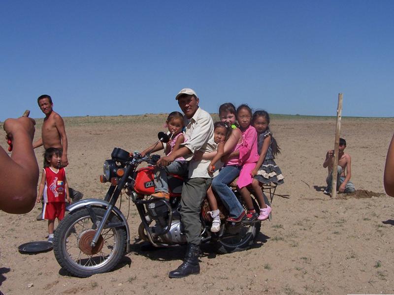 Nomadic life and traditions - Horseback Mongolia